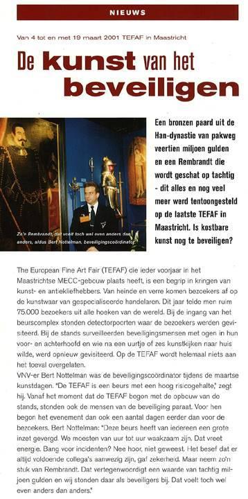 Artikel B Nottelman TEFAF