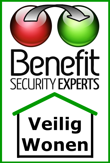 Veilig wonen logo