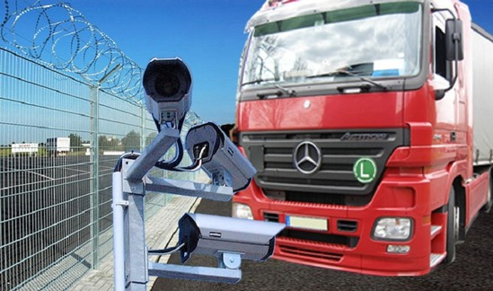 Truckparking Benefit Security Experts